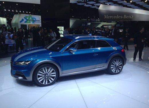 Audi Allroad Shooting Brake Concept - Foto 7 di 14