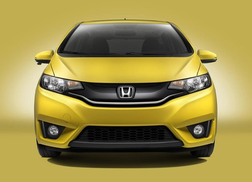 Honda Jazz Model Year 2014