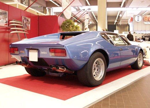 De Tomaso Pantera, la GT italiana voluta da Ford - Foto 6 di 8