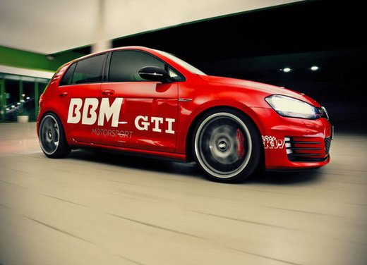 Volkswagen Golf GTI VII Plus tuning by BBM Motorsport - Foto 1 di 10