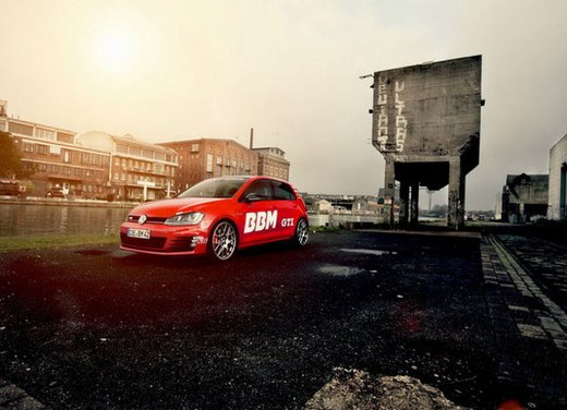 Volkswagen Golf GTI VII Plus tuning by BBM Motorsport - Foto 2 di 10