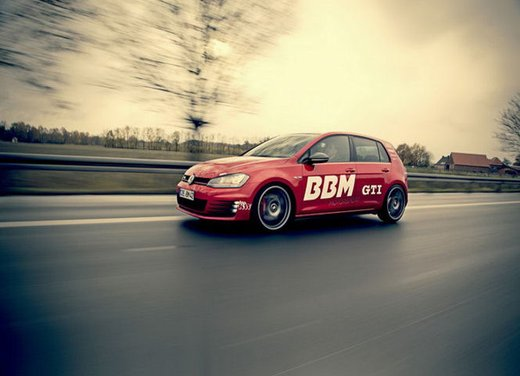 Volkswagen Golf GTI VII Plus tuning by BBM Motorsport - Foto 4 di 10