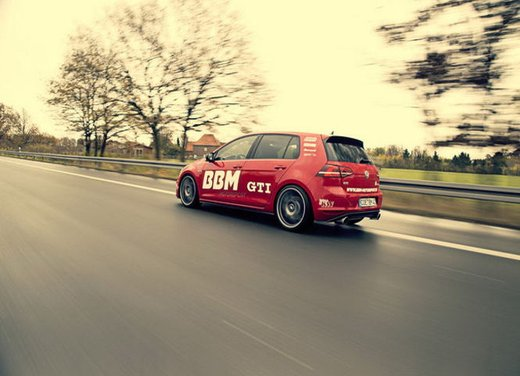 Volkswagen Golf GTI VII Plus tuning by BBM Motorsport - Foto 5 di 10