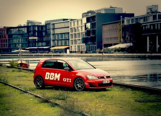 Volkswagen Golf GTI VII Plus tuning by BBM Motorsport - Foto 7 di 10