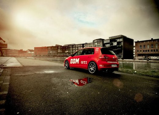 Volkswagen Golf GTI VII Plus tuning by BBM Motorsport - Foto 8 di 10