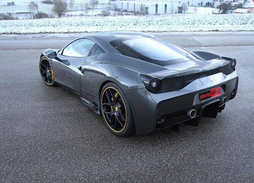 Ferrari 458 Speciale by Novitec Rosso - Foto 7 di 7