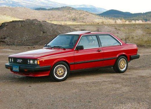 Audi 80 la storia dei modelli classici B1 e B2