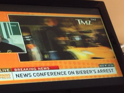 Justin Bieber arrestato per eccesso di velocità a bordo di una Lamborghini - Foto 10 di 10