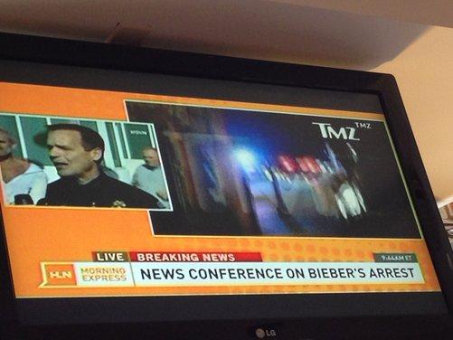 Justin Bieber arrestato per eccesso di velocità a bordo di una Lamborghini - Foto 9 di 10