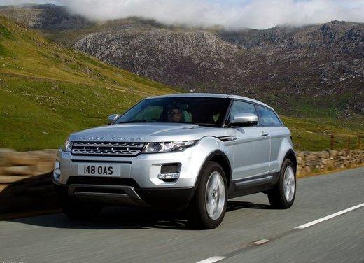 Range Rover Evoque diesel, prestazioni e consumi della versione entry level - Foto 14 di 14