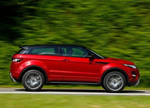 Range Rover Evoque diesel, prestazioni e consumi della versione entry level - Foto 3 di 14