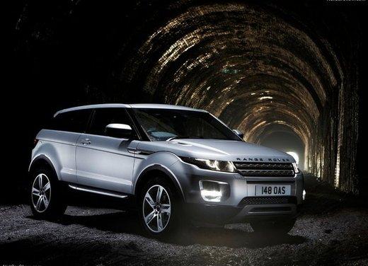 Range Rover Evoque diesel, prestazioni e consumi della versione entry level - Foto 4 di 14