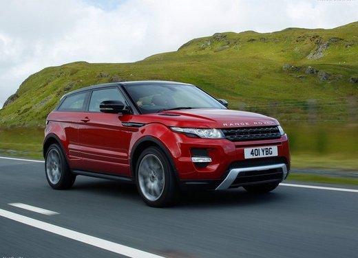 Range Rover Evoque diesel, prestazioni e consumi della versione entry level - Foto 5 di 14