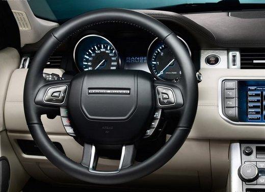 Range Rover Evoque diesel, prestazioni e consumi della versione entry level - Foto 8 di 14