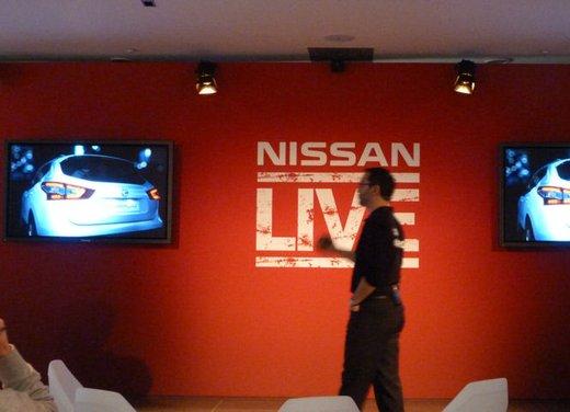 Nuova Nissan Qashqai provata su strada a Madrid - Foto 10 di 17