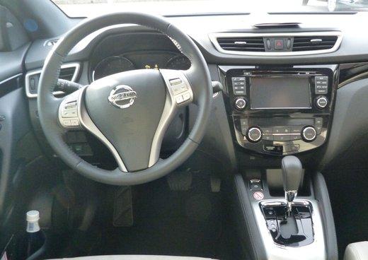 Nuova Nissan Qashqai provata su strada a Madrid - Foto 14 di 17
