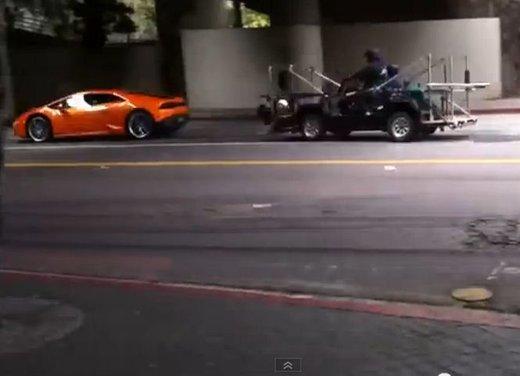 Lamborghini Huracan in azione - Foto 5 di 8