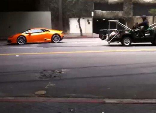 Lamborghini Huracan in azione - Foto 6 di 8