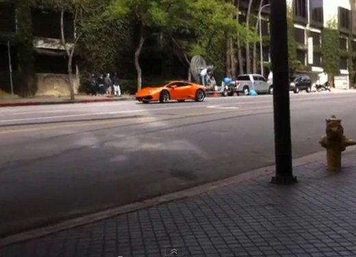 Lamborghini Huracan in azione - Foto 1 di 8