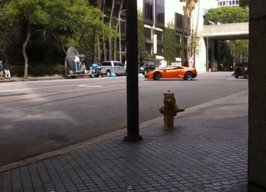 Lamborghini Huracan in azione - Foto 2 di 8