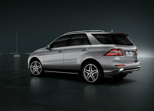 Mercedes ML Special Edition 16 - Foto 14 di 14
