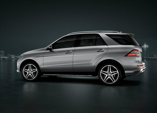 Mercedes ML Special Edition 16 - Foto 1 di 14