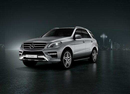 Mercedes ML Special Edition 16 - Foto 2 di 14