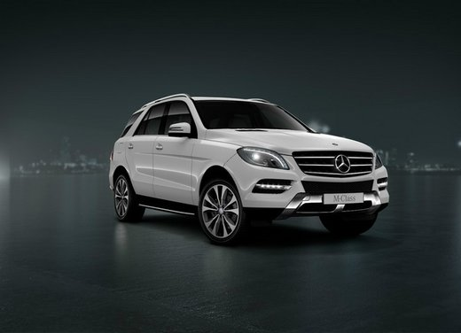 Mercedes ML Special Edition 16 - Foto 6 di 14