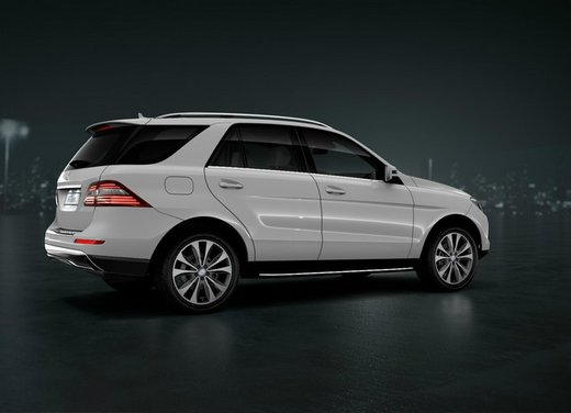 Mercedes ML Special Edition 16 - Foto 7 di 14