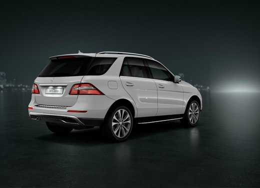 Mercedes ML Special Edition 16 - Foto 8 di 14