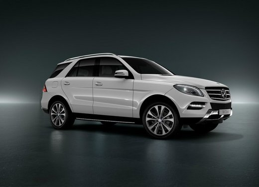 Mercedes ML Special Edition 16 - Foto 9 di 14