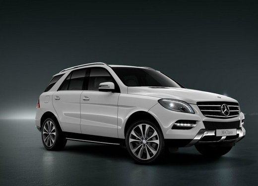 Mercedes ML Special Edition 16 - Foto 10 di 14