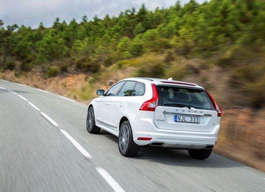 Nuova Volvo XC60 prova su strada - Foto 5 di 16