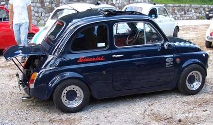 Amarcord: Fiat 500 Giannini, nata per correre - Foto 7 di 7