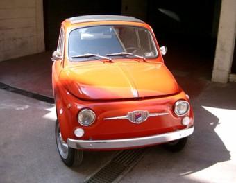 Amarcord: Fiat 500 Giannini, nata per correre - Foto 2 di 7