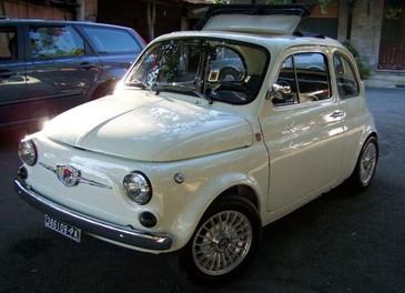 Amarcord: Fiat 500 Giannini, nata per correre - Foto 3 di 7