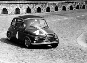 Amarcord: Fiat 500 Giannini, nata per correre - Foto 1 di 7