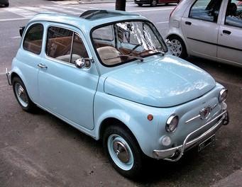 Amarcord: Fiat 500 Giannini, nata per correre - Foto 4 di 7