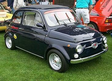 Amarcord: Fiat 500 Giannini, nata per correre - Foto 6 di 7