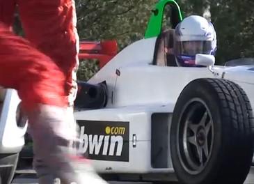 Le strade francesi trasformate in un circuito di Formula 1 - Foto 5 di 13
