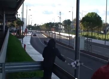Le strade francesi trasformate in un circuito di Formula 1 - Foto 9 di 13