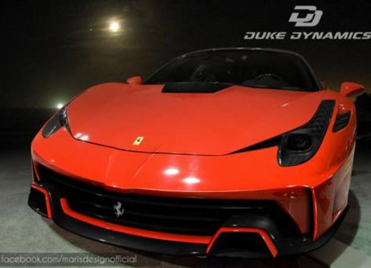 Ferrari 458 Velocita by Duke Dynamics