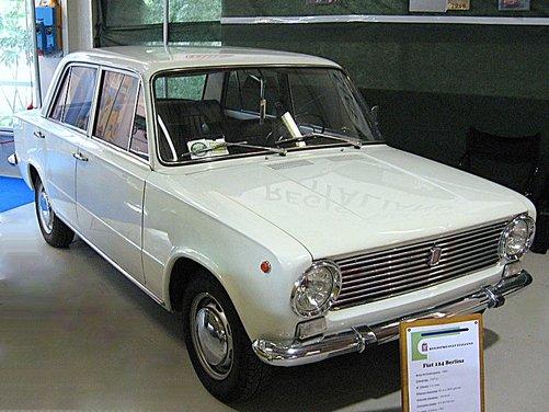 Fiat 124, la storia della berlina torinese - Foto 1 di 10