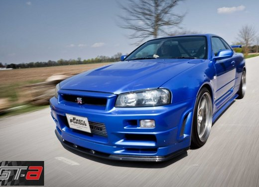 La Nissan GT-R guidata da Paul Walker in Fast & Furious in vendita per 1 milione di euro - Foto 6 di 30