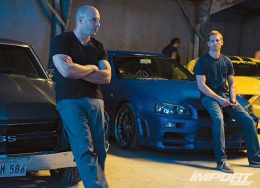 La Nissan GT-R guidata da Paul Walker in Fast & Furious in vendita per 1 milione di euro - Foto 7 di 30