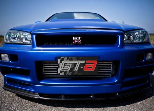 La Nissan GT-R guidata da Paul Walker in Fast & Furious in vendita per 1 milione di euro - Foto 2 di 30