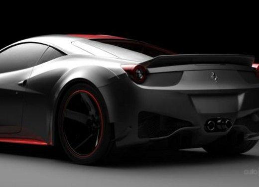 Ferrari F458 Curseive by Gray Design e VAD - Foto 5 di 5