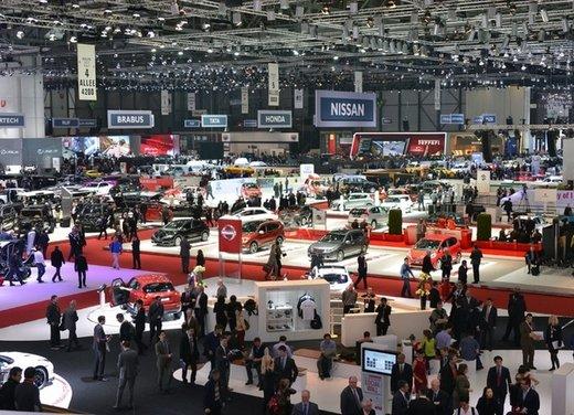 Salone di Ginevra 2014 - Foto 7 di 10
