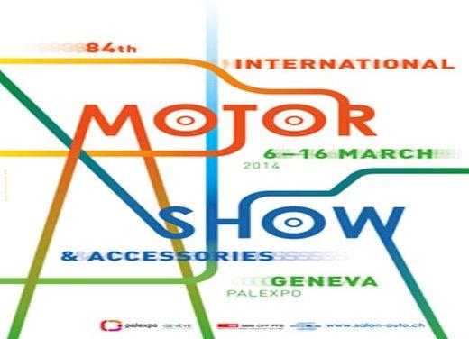 Salone di Ginevra 2014 - Foto 1 di 10