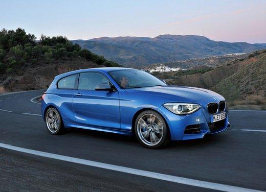 BMW Serie 1, prestazioni e consumi della versione entry level diesel